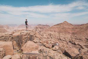 Wadi Rum Ausblick