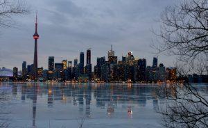 Toronto Skyline - Infos zum Kanada Visum