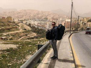 Unterwegs in Wadi Musa