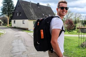 Standard Luggage Backpack Review