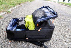 Standard Luggage Rucksack Bewertung