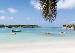 Karibikinsel Strand