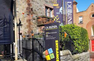entrance of Dublinia