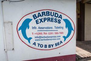 Bild und Infos zur Fähre von Antigua nach Barbuda
