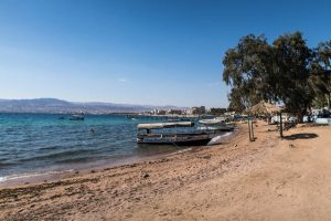 Read Sea beach Aqaba