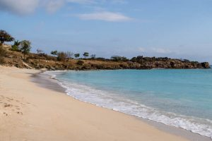 turner's strand in antigua