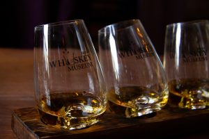 Whiskey Museum glasses