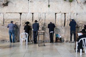 Israel Sehenswürdigkeiten Klagemauer in Jerusalem