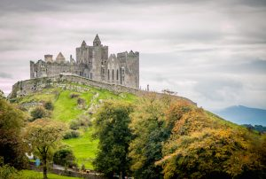 Das sehenswerte Rock of Cashel in Irland