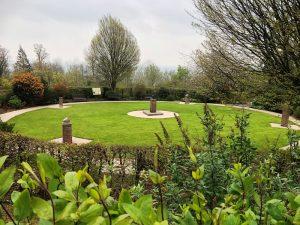 View of time garden carnfunnock