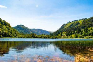 See bei Glendalough als Teil der Irland Sehenswürdigkeiten