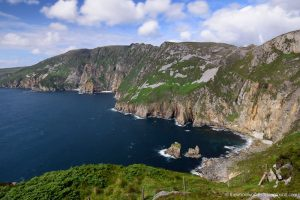 Sehenswerte Klippen an Irlands Küste