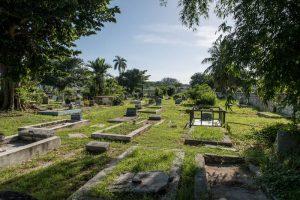 Friedhof im Grünen in Nassau