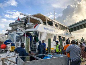 Fähre nach Nassau von harbour island
