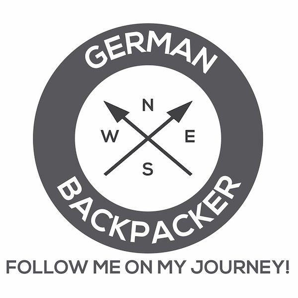 German Backpacker
