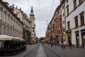 Stare durch Graz