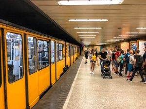 Budapest travel tips about the metro and public transport