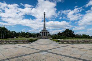 Slavin Monument und Platz