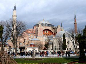 Moschee in Istanbul Türkei