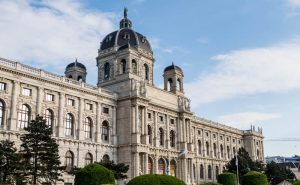 Schönes Gebäude in Wien