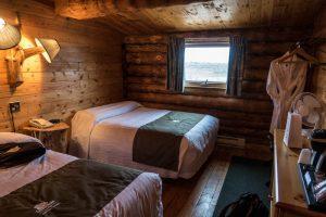 Zimmer in der Lodge