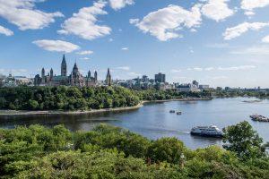 Panorama von Ottawa