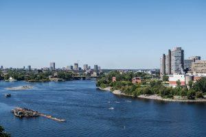 Der Ottawa Fluss