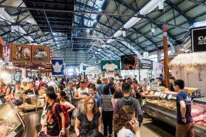 Markthalle von St. Lawrence als eine der Sehenswürdigkeiten in Toronto