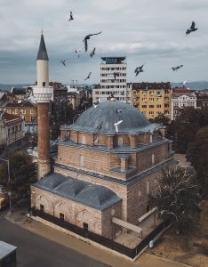 Banja Baschi Moschee als Sehenswürdigkeit in Sofia