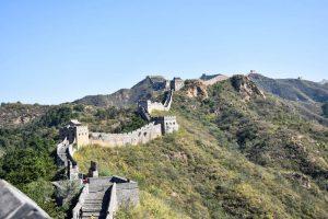 Chinesische Mauer bei Jinshanling