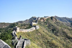 Great Wall of China is a place to see in Beijing