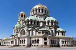 Sehenswerte Alexander Newski Kathedrale in Sofia