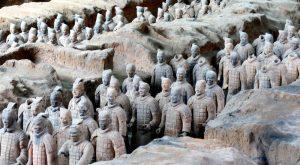 Terrakotta Armee in Xian
