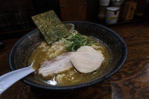 Ramen Suppe als Speise in Japan