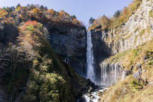 Kegon Wasserfall in Nikko