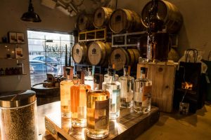 Old Strathcona Distillery Tour