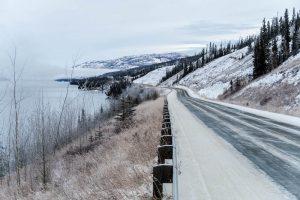 Roadtrip auf dem Klondike Highway nach Dawson City