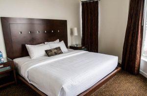 Hotelzimmer Metterra Hotel