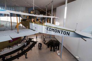 Royal Alberta Museum Edmonton Kanada