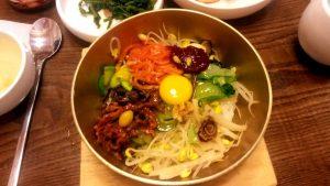 Südkorea Reisetipps zum Essen - Bibimbap