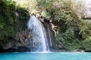 Cebu Sehenswürdigkeiten - Kawasan Wasserfälle
