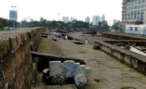Intramuros als Teil der Sehenswürdigkeiten in Manila