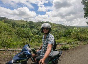 Philippinen Reisetipps zum Mieten eines Rollers