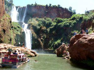Wasserfälle als Tagesausflug Tipp von Marrakesch