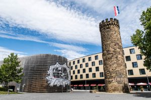 Steinturm in Heilbronn