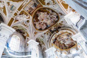 Decke der Stadtkirche