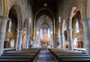 Kilianskirche Heilbronn von Innen