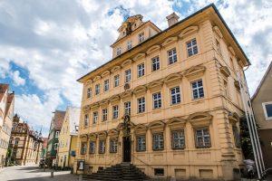 Gebäude Palais Adelmann