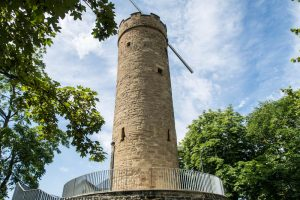 Turm auf dem Heilbronner Wartberg