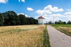 Felder und Wege bei Schorndorf